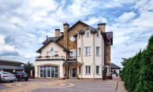 Отель Горный Ручей, Гора