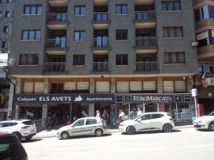 Apartaments Els Avets, Pas de la Case