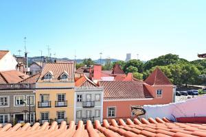 Famous Crows GuestHouse, Pensionen  Lissabon - big - 82