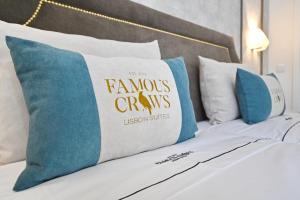 Famous Crows GuestHouse, Pensionen  Lissabon - big - 84