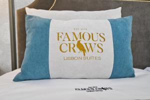 Famous Crows GuestHouse, Pensionen  Lissabon - big - 89