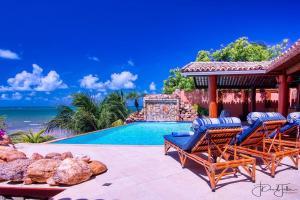 . Rustica e charmosa Casa MonteBelo em Jacumã/RN