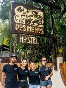 Hostel Dos Monos Santa Teresa