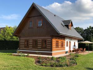 Chata Villa Podhůří Vrchlabí Česko