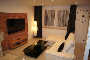 Apartamenty Kamienna Przesuwne Ściany Wypoczynek i spokój Nie na imprezy