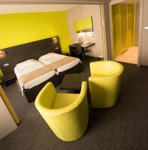 Ostend Hotel, Остенде