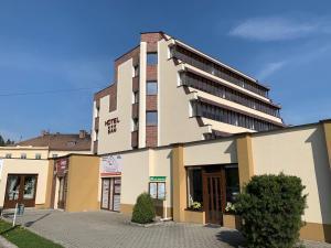 3 hvězdičkový hotel HOTEL SAN Holíč Slovensko