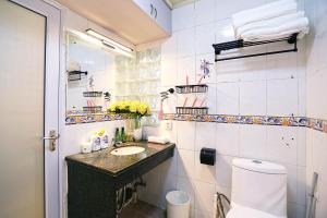 South Donghua Road Apartment 00112410, Apartmány  Kanton - big - 22