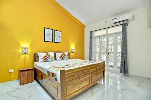 Well-Furnished 2BR Home in Varca, Goa, Апартаменты/квартиры  Marmagao - big - 6