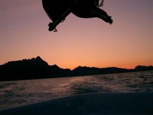 Lofoten Rorbuopplevelser, Holiday homes  Leknes - big - 47