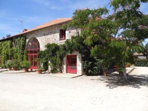 Accommodation in Blanzac