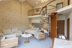 Duplex Penthouse Aparthotel Rosa