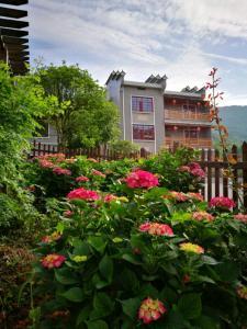 Dongjiang Lake Mountain Mist Inn, Alloggi in famiglia  Zixing - big - 126