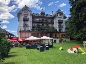 Au village d'Evolene, magnifique studio ensoleillé - Hotel - Evolène