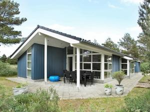 Four-Bedroom Holiday home in Fjerritslev 13