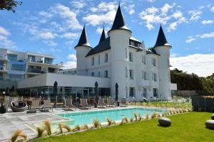 obrázek - Château des Tourelles, Hôtel Thalasso Spa Baie de La Baule