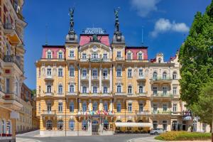 4 stern hotel Ensana Grandhotel Pacifik Marienbad Tschechien