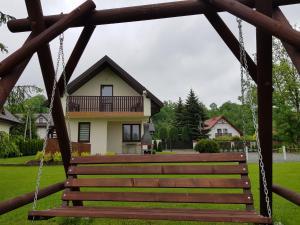 Bulwary Mszańskie Domki Całoroczne