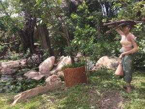 . Chena Waradamana Eco Tourism Camp