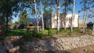 Гостевой дом Солнечный с баней, Ferienhäuser  Pribylovo - big - 11