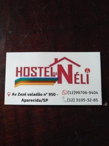 Семейный отель Hostel Néli, Апаресида
