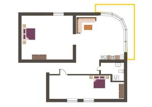 Klif Apartamenty - KAPITAN