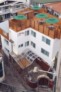 Accommodation in Jeongseon Alpine Centre