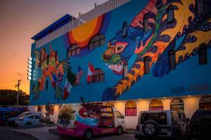 Hostel Boutique & Beach Club Agua y Fuego