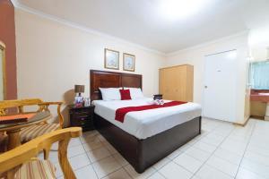 RedDoorz @ Clarkview 21st Street Angeles City, Hotels  Angeles - big - 49