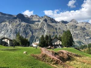 Hotel Sonne Fex Alpine Hideaway - Sils