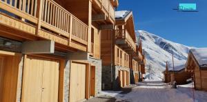 Chalet Prestige pour 8 pers. vue panoramique - Hotel - St Sorlin d'Arves