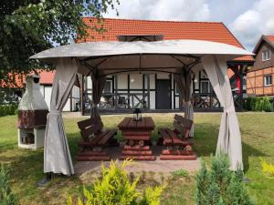 Tomaszówka - Domek na Kaszubach