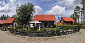 Tomaszówka Domek na Kaszubach