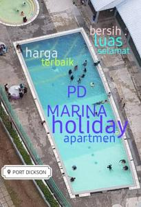 PD MARINA Holiday Apartments,Batu 7, Jalan Pantai, Port Dickson