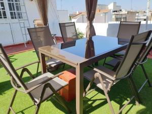 Terraza de Sevilla - Touristic Loft