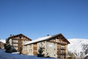 Accommodation in La Rosière