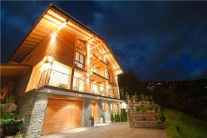 Chalet Grand Loup - Accommodation - Nendaz