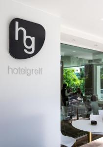 emblème de l'établissement Hotel Greif