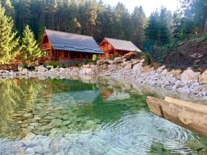 Chatový rezort Lopušná dolina