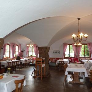 Hotel Restaurant Alpenglück, Affittacamere  Weißbach - big - 37