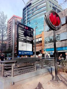 Depto en Santiago Metro Pedro de Valdivia