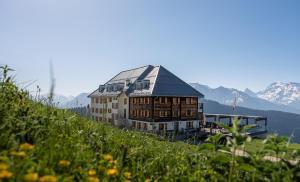 Hotel Belalp - Belalp-Blatten-Naters