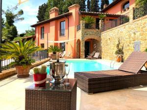 Montecatini - Villa Paolo - AbcAlberghi.com