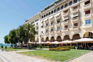 Square Elegant Suites, 54624 Thessaloniki