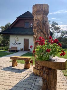 Chata Villa Detvan Stará Lesná Slovensko