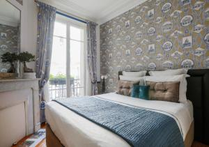 La Chambre Parisienne - B&B, Bed and Breakfasts  Paříž - big - 5
