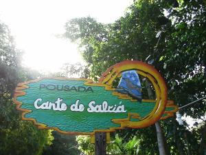 Гостевой дом Pousada Canto do Sabiá, Имбассаи
