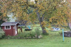 Storchenhof, Ferienwohnungen  Eutin - big - 47