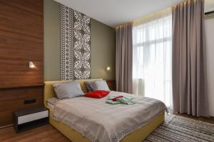 Tradition and Modernity combined in a Three Bedroom Two Bathroom Lux Suite