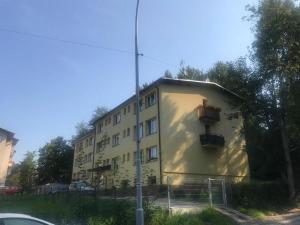 Mieszkanie przy parku